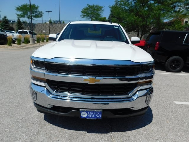 2018 Silverado 1500 Crew Cab 4x4,  Pickup #C21780 - photo 4
