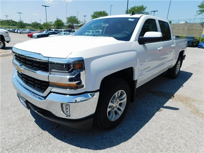 2018 Silverado 1500 Crew Cab 4x4,  Pickup #C21780 - photo 5