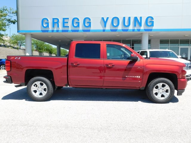 2018 Silverado 1500 Crew Cab 4x4,  Pickup #C21834 - photo 3