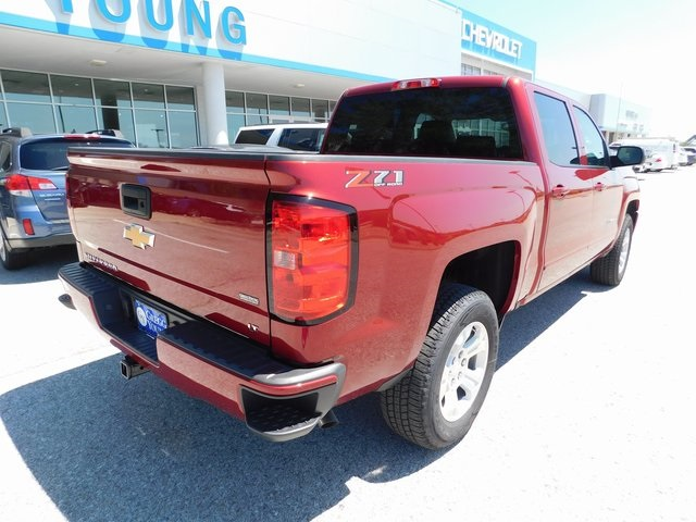 2018 Silverado 1500 Crew Cab 4x4,  Pickup #C21834 - photo 2
