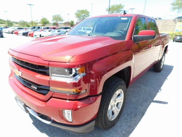 2018 Silverado 1500 Crew Cab 4x4,  Pickup #C21834 - photo 5
