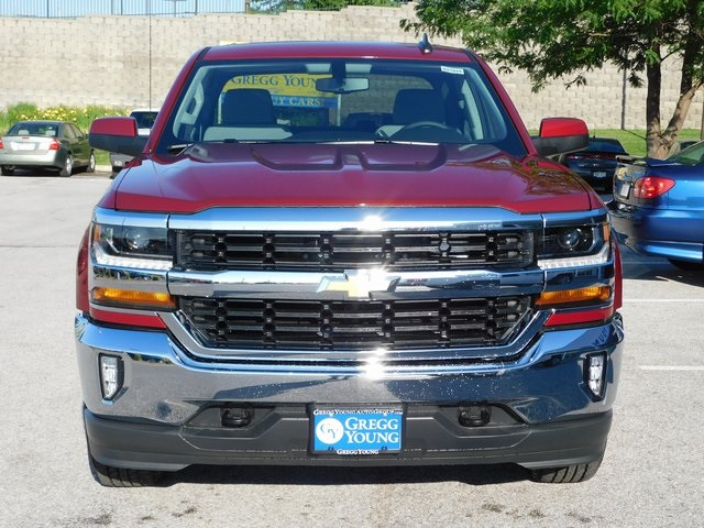 2018 Silverado 1500 Crew Cab 4x4,  Pickup #C21844 - photo 4
