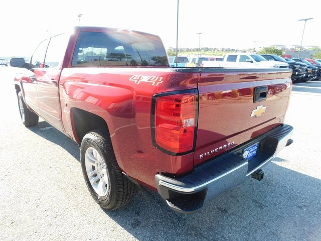 2018 Silverado 1500 Crew Cab 4x4,  Pickup #C21844 - photo 9