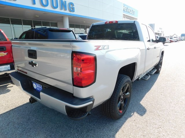2018 Silverado 1500 Double Cab 4x4,  Pickup #C21897 - photo 2