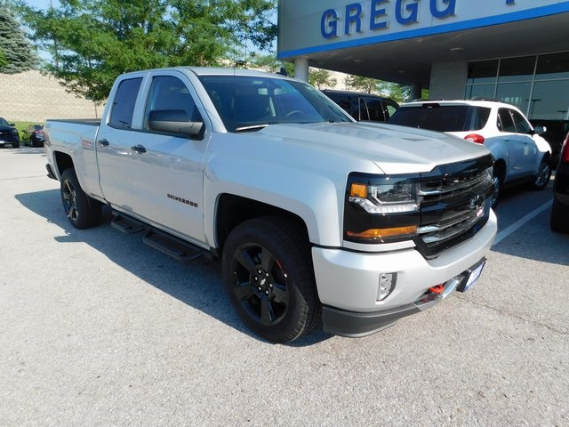 2018 Silverado 1500 Double Cab 4x4,  Pickup #C21897 - photo 1