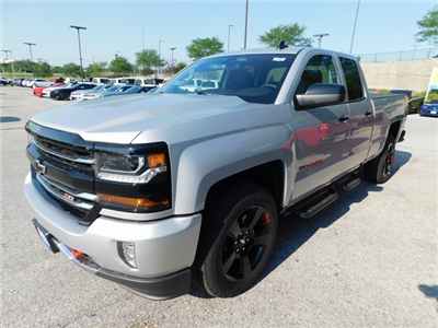2018 Silverado 1500 Double Cab 4x4,  Pickup #C21897 - photo 5