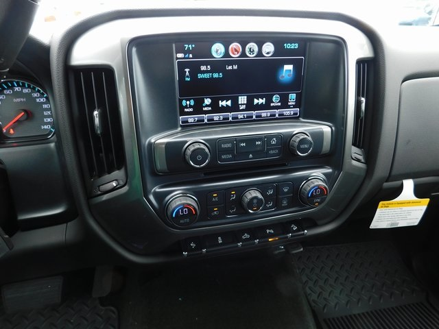 2018 Silverado 1500 Double Cab 4x4,  Pickup #C21919 - photo 31