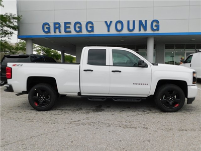 2018 Silverado 1500 Double Cab 4x4,  Pickup #C21919 - photo 3