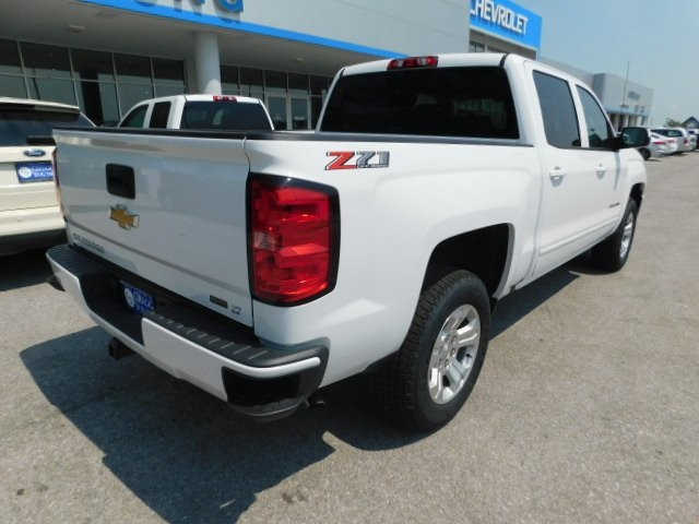 2018 Silverado 1500 Crew Cab 4x4,  Pickup #C22014 - photo 2