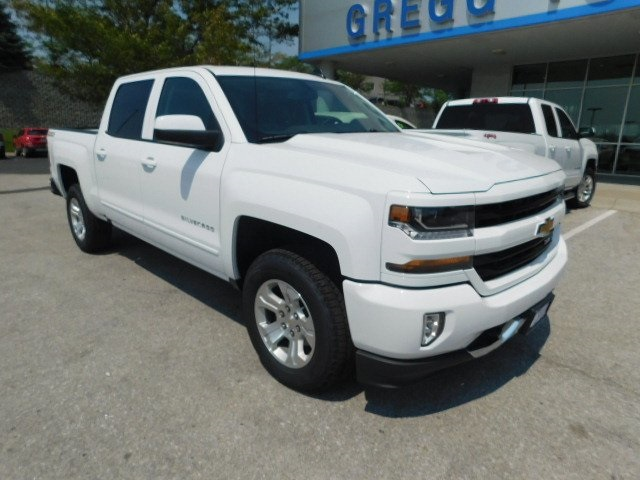 2018 Silverado 1500 Crew Cab 4x4,  Pickup #C22014 - photo 1