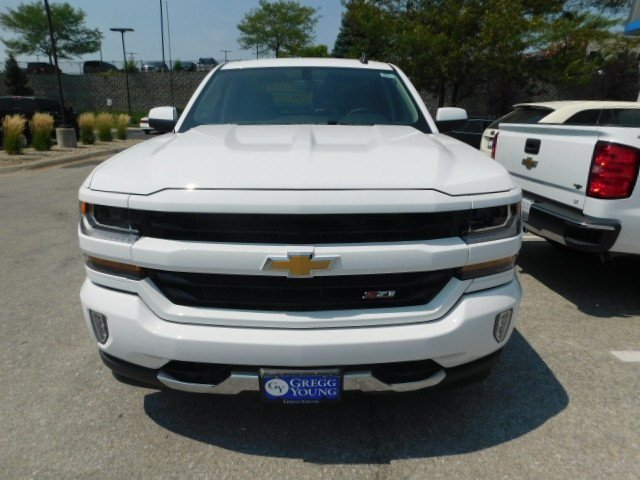 2018 Silverado 1500 Crew Cab 4x4,  Pickup #C22014 - photo 4