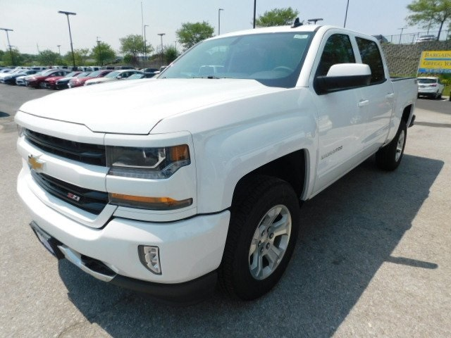 2018 Silverado 1500 Crew Cab 4x4,  Pickup #C22014 - photo 5