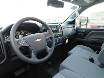 2019 Silverado 3500 Regular Cab DRW 4x4,  Knapheide PGNB Gooseneck Platform Body #C22235 - photo 28