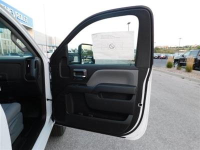 2019 Silverado 3500 Regular Cab DRW 4x4,  Knapheide PGNB Gooseneck Platform Body #C22235 - photo 30