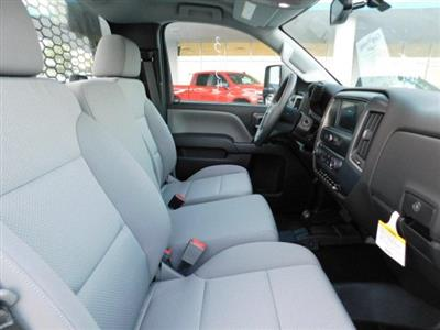 2019 Silverado 3500 Regular Cab DRW 4x4,  Knapheide PGNB Gooseneck Platform Body #C22235 - photo 31