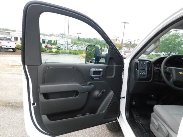 2019 Silverado 3500 Regular Cab DRW 4x4,  Cab Chassis #C22262 - photo 12