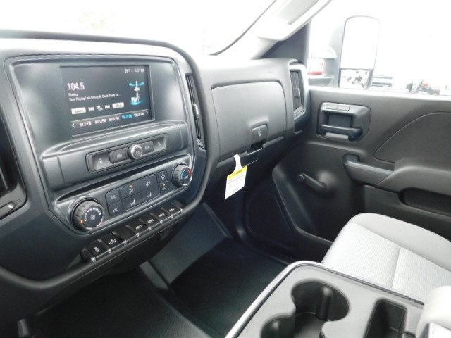 2019 Silverado 3500 Regular Cab DRW 4x4,  Cab Chassis #C22262 - photo 24