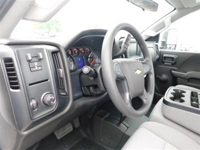 2019 Silverado 3500 Regular Cab DRW 4x4,  Cab Chassis #C22262 - photo 14