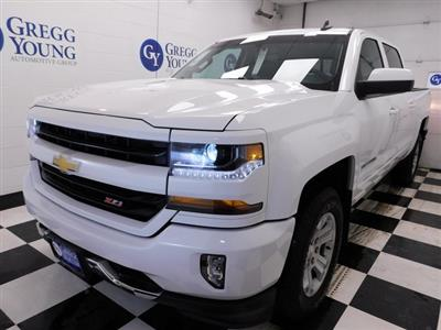 2018 Silverado 1500 Crew Cab 4x4,  Pickup #C22398A - photo 3