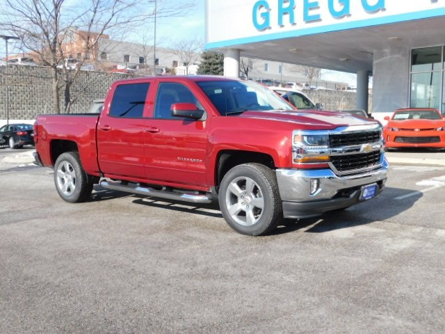 2018 Silverado 1500 Crew Cab 4x4,  Pickup #C22734 - photo 2
