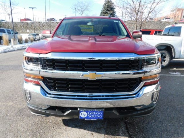 2018 Silverado 1500 Crew Cab 4x4,  Pickup #C22734 - photo 4