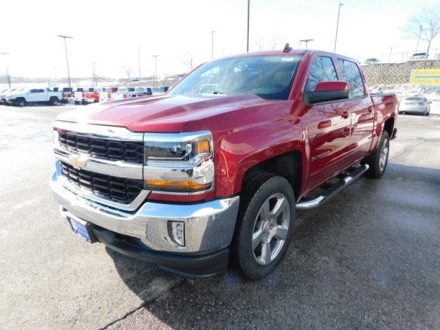 2018 Silverado 1500 Crew Cab 4x4,  Pickup #C22734 - photo 5