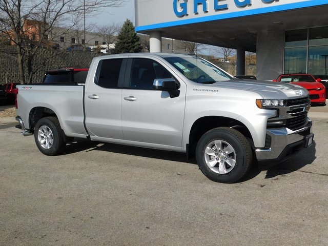 2019 Silverado 1500 Double Cab 4x4,  Pickup #C22743 - photo 3
