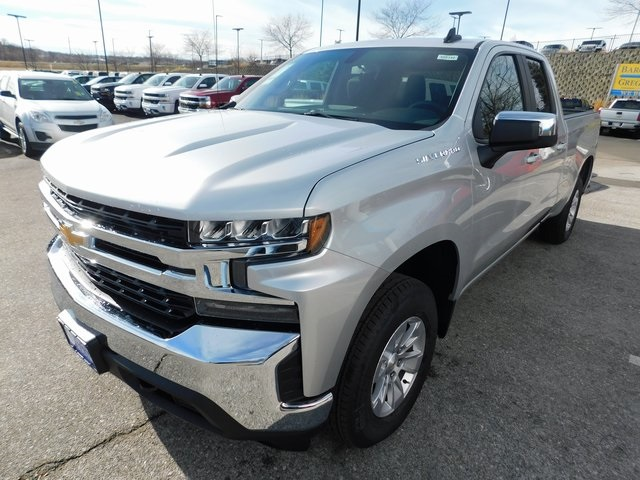 2019 Silverado 1500 Double Cab 4x4,  Pickup #C22743 - photo 4