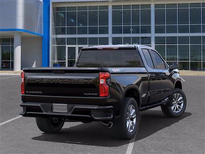 2021 Chevrolet Silverado 1500 Double Cab 4x4, Pickup #C26014 - photo 2