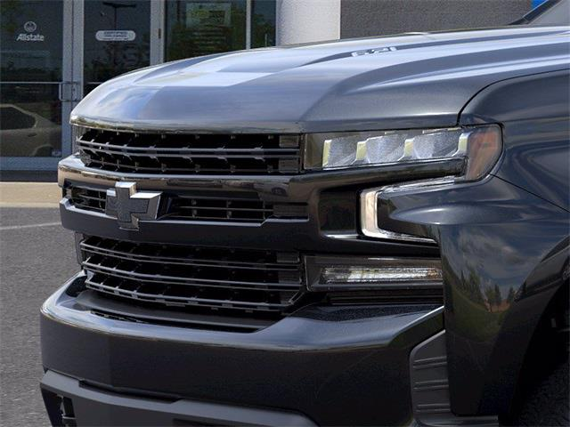 2021 Chevrolet Silverado 1500 Crew Cab 4x4, Pickup #C26296 - photo 11