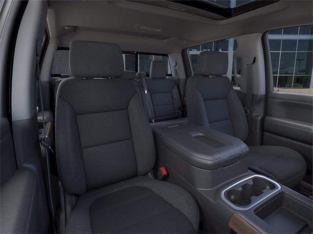 2021 Chevrolet Silverado 1500 Crew Cab 4x4, Pickup #C26296 - photo 13