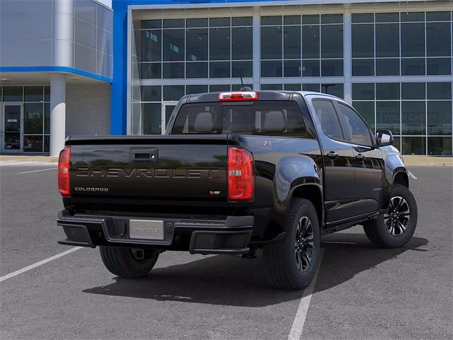 2021 Chevrolet Colorado Crew Cab 4x4, Pickup #C26578 - photo 2