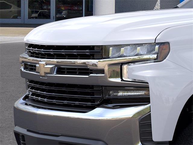 2021 Chevrolet Silverado 1500 Crew Cab 4x4, Pickup #C26624 - photo 11