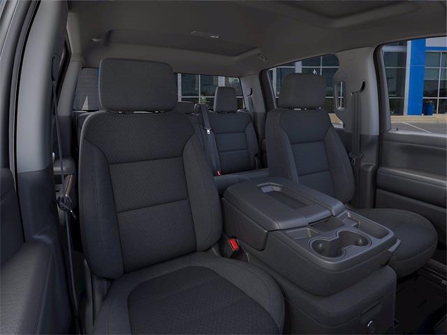 2021 Chevrolet Silverado 1500 Crew Cab 4x4, Pickup #C26624 - photo 13