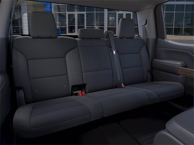 2021 Chevrolet Silverado 1500 Crew Cab 4x4, Pickup #C26624 - photo 14