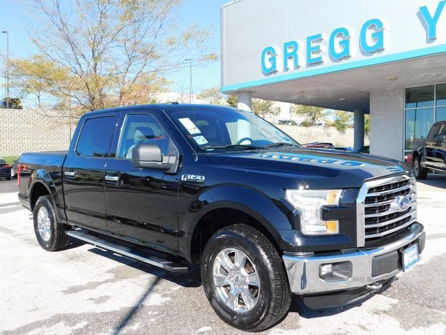 2016 F-150 SuperCrew Cab 4x4,  Pickup #N12921 - photo 1