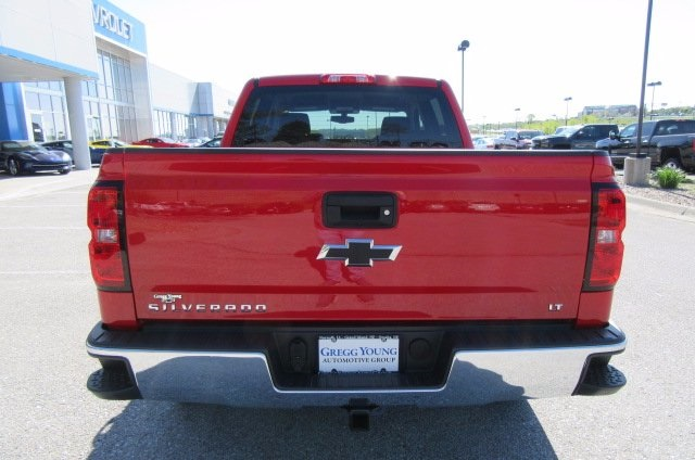 2017 Silverado 1500 Crew Cab 4x4 Pickup #T19515 - photo 6