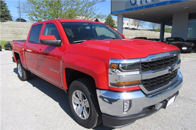 2017 Silverado 1500 Crew Cab 4x4 Pickup #T19515 - photo 1