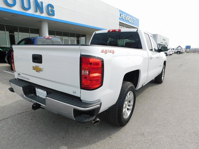 2018 Silverado 1500 Double Cab 4x4,  Pickup #T21366 - photo 2