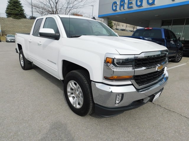 2018 Silverado 1500 Double Cab 4x4,  Pickup #T21366 - photo 1