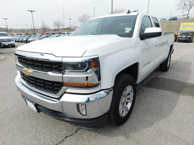 2018 Silverado 1500 Double Cab 4x4,  Pickup #T21366 - photo 5