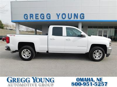 2018 Silverado 1500 Double Cab 4x4,  Pickup #T21366 - photo 3