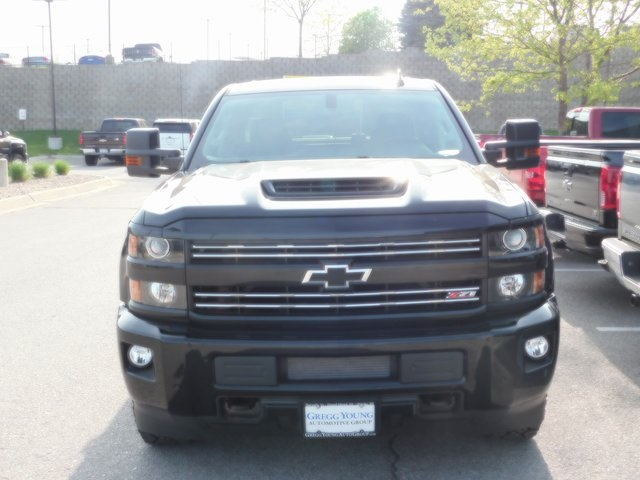 2018 Silverado 2500 Crew Cab 4x4, Pickup #T21371 - photo 16
