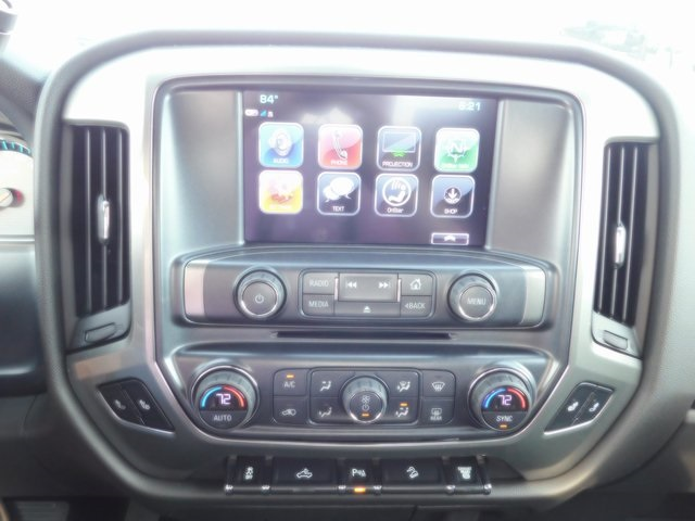 2018 Silverado 2500 Crew Cab 4x4, Pickup #T21371 - photo 44