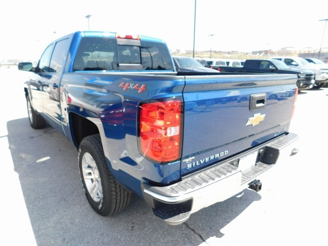 2018 Silverado 1500 Crew Cab 4x4, Pickup #T21459 - photo 9