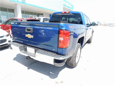 2018 Silverado 1500 Crew Cab 4x4, Pickup #T21459 - photo 2