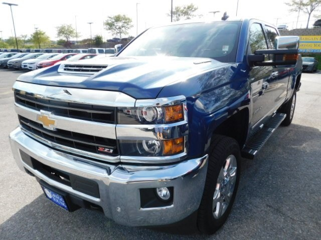 2018 Silverado 2500 Crew Cab 4x4,  Pickup #T21633 - photo 4