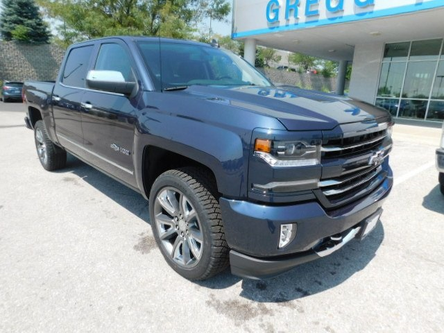 2018 Silverado 1500 Crew Cab 4x4,  Pickup #T21806 - photo 1