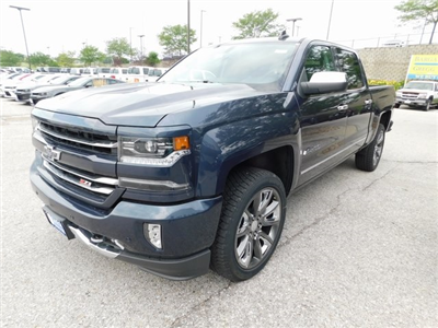 2018 Silverado 1500 Crew Cab 4x4,  Pickup #T22001 - photo 4