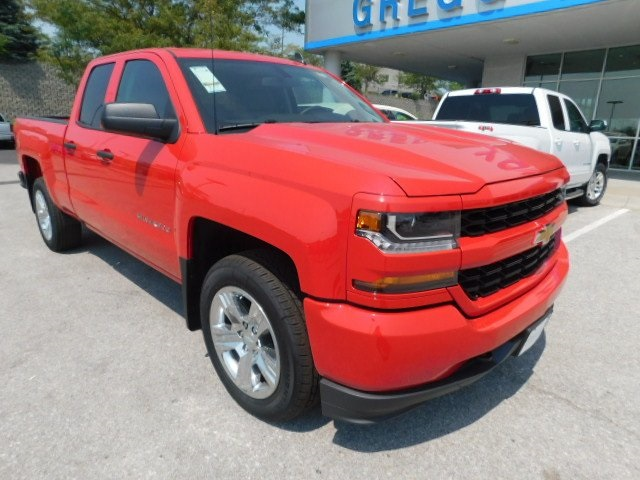 2018 Silverado 1500 Double Cab 4x4,  Pickup #T22003 - photo 1